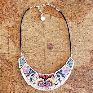 "DESIGUAL Necklace 18""-21"" approx"